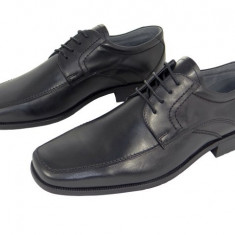 Pantofi barbati, Piele naturala - Pantofi eleganti barbati piele naturala Denis-883 n