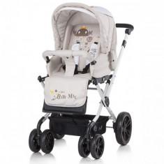 Carucior copii 2 in 1 Chipolino - Carucior Baby Max Fiona 2015 Beige