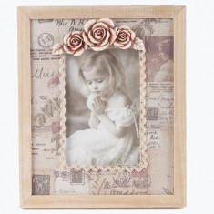 Album foto - Rama foto lemn de birou Love Letter 9x13