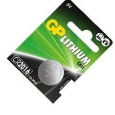 1x GP CR2016 Lithium battery BL048 - Baterie Aparat foto