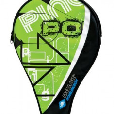 Husa Paleta tenis de masa Donic Negru Verde - Husa tenis