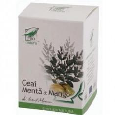 MENTA & MANGO CEAI 20DZ