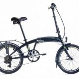Bicicleta pliabile - Bicicleta pliabila Leader Fox Urby 2016