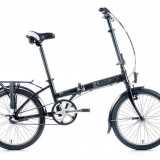 Bicicleta pliabile - Bicicleta pliabila Leader Fox Cody 2016