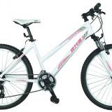 Bicicleta Mountain Bike Hardtail DHS Terrana 2624 - model 2015 26''-Negru