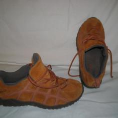 Teva - Sneakers Nubuck leather - pantofi sport piele intoarsa - dama marimea 39 - Adidasi dama Teva, Culoare: Maro