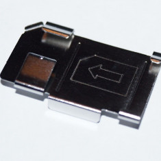 Conector GSM - Suport cartela sim pentru cititor SIM card usita tava tavita Nokia N97 mini NOUA