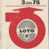 Totul despre tragerea Loto 2 - 3 din 75