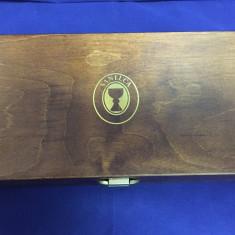 Cutie de lemn pentru bijuterii - Cutie Bijuterii