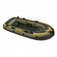 Barca pneumatice - Barca gonflabila pentru 3 persoane Seahawk III Intex 68349