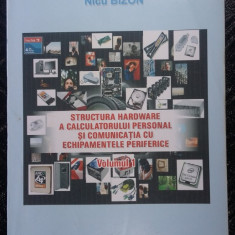 STRUCTURA HARDWARE A CALCULATORULUI PERSONAL SI COMUNICATIA CU ECHIP PERIFERICE - Carte hardware