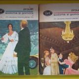 Beletristica - 3+1 gratis -- Marcel Proust - Sadoma si Gomora (2 volume - VII + VIII)