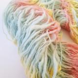 Ata - Fir de tricotat crosetat, lana 50%, degrade neregulat superb!
