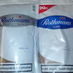 TUTUN ROTHMANS 110G ORIGINAL SI LIGHT NUMAI BUCURESTI