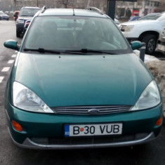Ford Focus, An Fabricatie: 2000, Motorina/Diesel, 293000 km, 1753 cmc