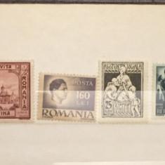 Timbre Romania, An: 1912, Oameni, Nestampilat - Romania 1912 6 timbre nestampilate