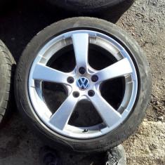 JANTE CMS 17 5X112 VW AUDI SKODA SEAT MERCEDES - Janta aliaj, Latime janta: 8, Numar prezoane: 5