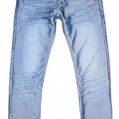 Blugi barbati, Lungi, Prespalat, Drepti, Normal - CNC COSTUME NATIONAL - (MARIME: 34) - Talie = 90 CM, Lungime = 115 CM