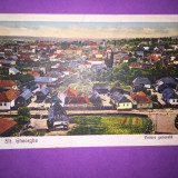 Sfantu Gheorghe - Vedere Generala - Carte Postala Transilvania 1904-1918, Circulata, Fotografie