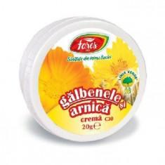 Crema Anticelulitica - Crema Galbenele 20gr Fares