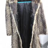 Palton dama - Haina de blana naturala second-hand, provenienta SUA (F006)