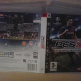 PES 2009 Pro Evolution Soccer - Joc PS3 -  Playstation 3 - PS 3 - GameLand