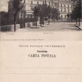 Constanta- Hotel Carol-clasica, rara