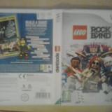 LEGO Rock Band - Joc  Nintendo Wii ( GameLand )