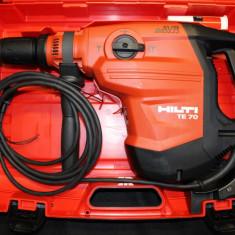 Bormasina - Rotopercutor Hilti TE 70-AVR NOU 1800W (Bosch Makita Milwaukee)