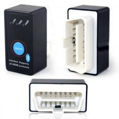ELM327 v2.1 Interfata/Diagnoza/Tester bluetooth buton de on/off MOBIL obd2 OBDII - Interfata diagnoza auto