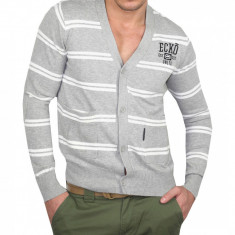 Cardigan barbati Ecko Unlimited Stripe Sweater #1000000005295 - Marime: XS - Pulover barbati Ecko Unlimited, Culoare: Din imagine