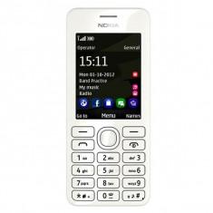 Telefon Nokia - Telefon mobil Nokia 206 Alb