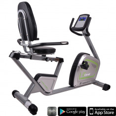 Bicicleta fitness - Bicicleta Recumbent inSPORTline inCondi R60i