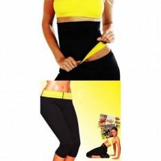 Set centura si pantaloni de slabit din Neopren - Echipament Fitness