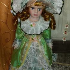 Jucarie de colectie - Papusa portelan-Lady Nina-o dulce!
