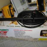 Detector metale GARRETT ace 250