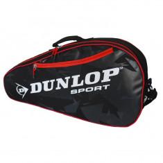 Geanta Tenis Dunlop Force 3 Racket Bag - Originala - Anglia - L69 x W34 x D8