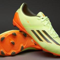 Ghete fotbal Adidas F10 TRX copii, Marime: 38, Culoare: Multicolor