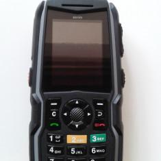 Telefon rezistent, antisoc, submersibil Sonim XP 3340 Sentinel, Negru, Nu se aplica, Neblocat, Fara procesor, Nu se aplica