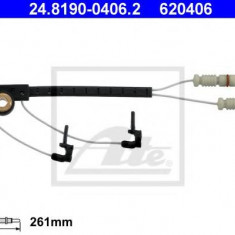 Senzor de avertizare, uzura placute de frana MERCEDES-BENZ G-CLASS 230 GE - ATE 24.8190-0406.2 - Senzor placute