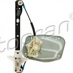 Mecanism actionare geam VW VENTO III 1.6 TDI - TOPRAN 114 710 - Macara geam
