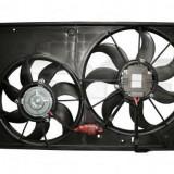 Ventilator, radiator AUDI A3 2.0 FSI - TYC 837-0027 - Electroventilator auto
