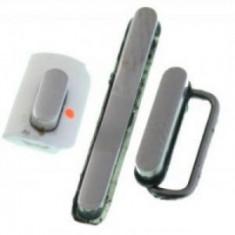 Set butoane volum silent on off iPhone 3G alb