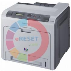 Imprimanta laser color - Resoftare SAMSUNG CLP-670 N/ND fix firmware reset chip cartus CLT 5082