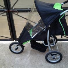 Kiwi Hauck, Carucior 3 roti copii 0 - 3 ani - Carucior copii Sport
