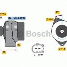Generator / Alternator SMART CITY-COUPE 0.8 CDI - BOSCH 0 986 044 490 - Alternator auto