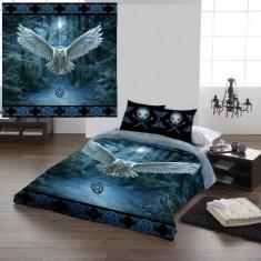 Set lenjerie de pat din bumbac Descoperă magia 220x230