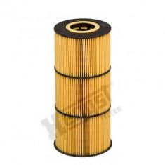 Filtru ulei MERCEDES-BENZ ACTROS MP4 1842 LS - HENGST FILTER E510H07 D129 - Bara spate KLOKKERHOLM