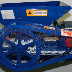 Zdrobitor struguri motor electric 500W Micul Fermier 6N-80 - Presa struguri