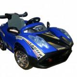 Masinuta electrica 9999 albastra+ MP3 Player Cadou - Masinuta electrica copii